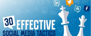 30 Effective Social Tactics
